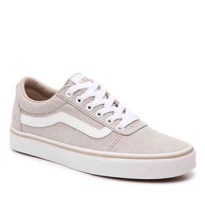 Vans Women's Beige Sneakers BRAND NEW Sz 6.5